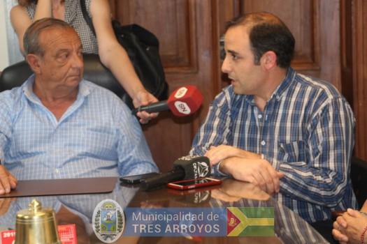 imagen 1 de la noticia ENTREGA DE CERTIFICADOS CURSO DE TRACTORISTApublicada el 2018-12-10
