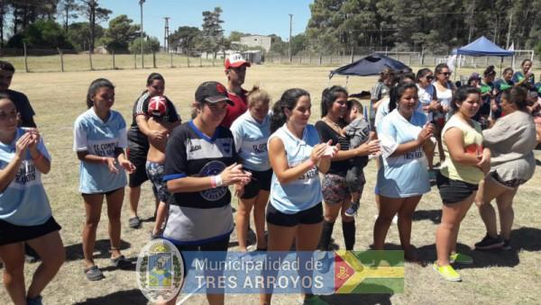 imagen 1 de la noticia Resultados torneo de fútbol femeninopublicada el 2019-02-18