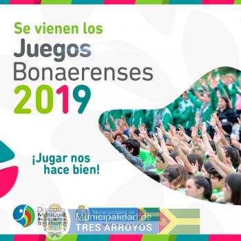 imagen 1 de la noticia FINALIZA LA ETAPA LOCAL DE LOS JUEGOS BONAERENSE DEPORTIVOS CON UNA EXCELENTE PARTICIPACIÓNpublicada el 2019-06-13
