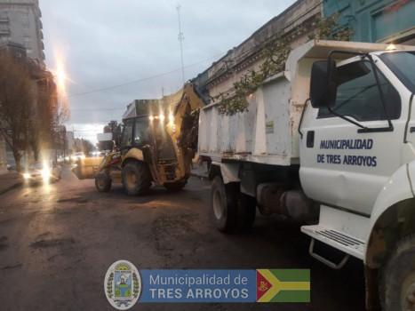 imagen 1 de la noticia Aviso oficial: Parque Cabañas cerrado al publico debido al temporalpublicada el 2019-06-19