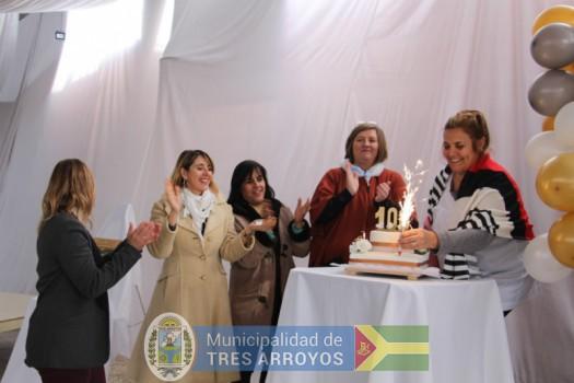 imagen 1 de la noticia Funcionarios acompañaron a la Escuela Nº 25 de Copetonas por su 100º Aniversariopublicada el 2019-08-15