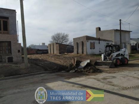 imagen 1 de la noticia Mañana, último día del Programa Barrios Limpios en el Barrio Municipal publicada el 2019-08-15