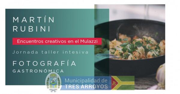 imagen 1 de la noticia Fotografía gastronómica. Jornada taller en el Mulazzipublicada el 2019-08-16