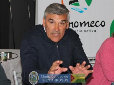 imagen 1 de la noticia Reunión de vila y D'annunzio por la nueva conformación de la Comisión de Apoyo a la Reserva Natural de Claromecopublicada el 2019-08-16