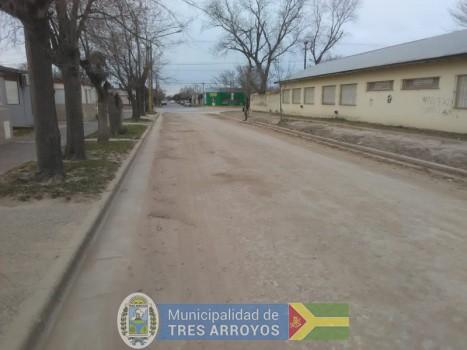 imagen 1 de la noticia Personal del programa Barrios Limpios, se encuentra trabajando en el barrio Fonavi Nortepublicada el 2019-08-22