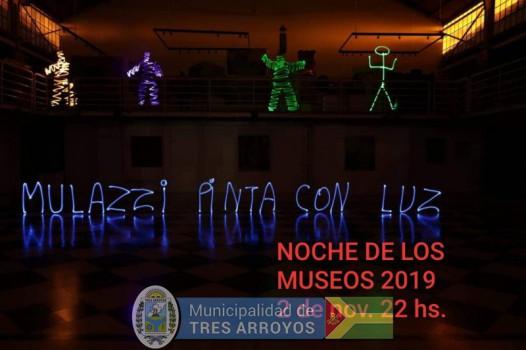 imagen 1 de la noticia Se viene una nueva edición de la Noche de los Museospublicada el 2019-10-28