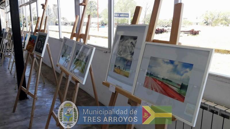 imagen 1 de la noticia Salón Provincial de Artes Visuales en Pequeño Formato Mariquita Sand 51º Fiesta Provincial del Trigopublicada el 2020-02-04