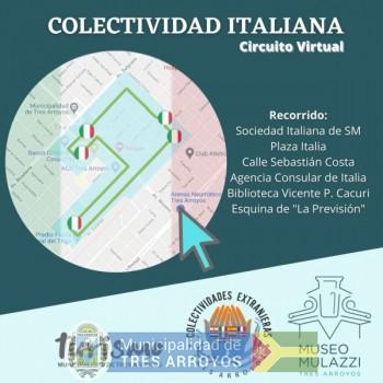 imagen 1 de la noticia CIRCUITO TURISTICO ITALIA/MUSEO MULAZZIpublicada el 2020-10-15