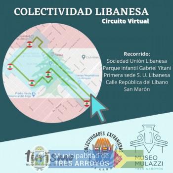 imagen 1 de la noticia COLECTIVIDAD LIBANESA/MULAZZIpublicada el 2020-10-22